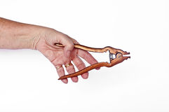 Plieers Chain Immagine Stock