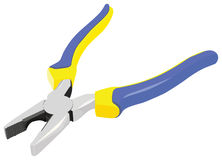 Plier Stock Photo