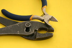 Free Pliers 1 Stock Photography - 278732