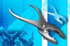 Pliers Royalty Free Stock Photos