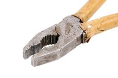 Pliers Stock Photography