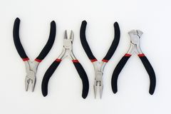 Pliers 3 Stock Photos