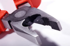 Pliers close up Royalty Free Stock Photography