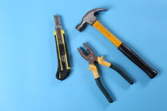 Pliers Royalty Free Stock Images