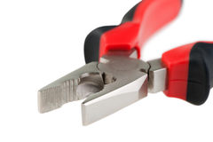 Pliers isolated Stock Photo