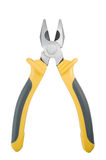 Pliers isolated on a white Royalty Free Stock Photography