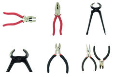 Pliers, nippers Stock Photography