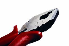 Pliers4 Royalty Free Stock Photography