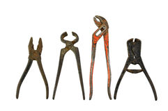 pliers and pincers Stock Photography