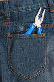 Pliers Stock Image