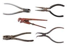 Pliers and similar tools Stock Photos