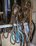 Pliers in the workshop Stock Photography