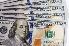 Plik dolary zdjęcie stock