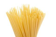 Plik suchy spaghetti obraz royalty free
