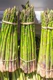 Pliki kultywujący asparagusy obraz royalty free