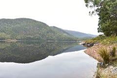 湖Plimsoll 库存图片
