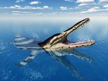Pliosaur Kronosaurus Stock Image