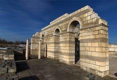 pliska базилики большое Стоковые Фото