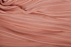 plisse tkaniny tła tekstura Zdjęcia Stock