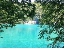 Plitvička jezera Royalty Free Stock Photography