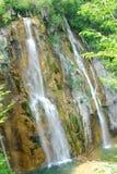 Plitvica国家公园 库存照片