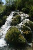 Plitvica lakes, Croatia Stock Photography