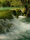 Plitvice湖国家公园克罗地亚 图库摄影