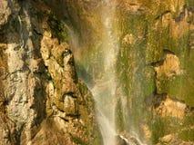 Plitvice湖国家公园克罗地亚 库存图片