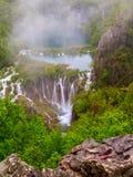plitvice λιμνών της Κροατίας Στοκ φωτογραφίες με δικαίωμα ελεύθερης χρήσης