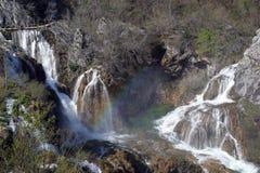 plitvice λιμνών της Κροατίας Στοκ εικόνες με δικαίωμα ελεύθερης χρήσης
