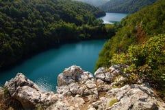plitvice озера Стоковое Изображение RF