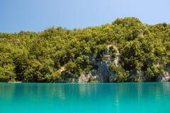 plitvice 15 λιμνών Στοκ εικόνες με δικαίωμα ελεύθερης χρήσης