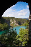 Plitvice Photographie stock