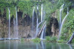 Plitvice. Lakes National Park, Croatia royalty free stock photos