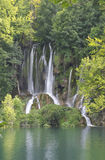 Plitvice. Lakes National Park, Croatia stock images
