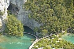 Plitvice Stockbild