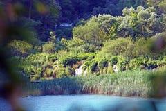 Plitvice Στοκ φωτογραφία με δικαίωμα ελεύθερης χρήσης
