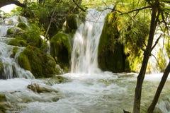 Plitvice cascade Royalty Free Stock Photography