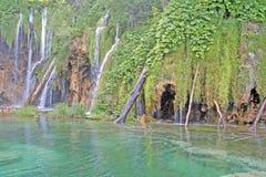 plitvice croatia Fotografia Royalty Free