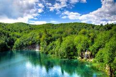 Plitvice jeziora Obrazy Stock