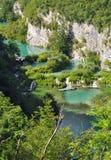 Plitvice lake Stock Photography