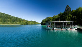 Plitvice Lake Royalty Free Stock Photo
