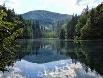 Plitvice lakes royaltyfri fotografi