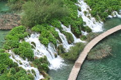 Plitvice Lakes Royalty Free Stock Images