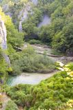 Plitvice lakes - Croatia, Balkans. Stock Image