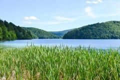 Plitvice lakes in Croatia Royalty Free Stock Photography