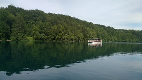 Plitvice lakes Stock Images