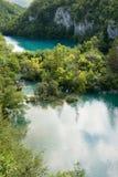 Plitvice Lakes National Park stock photo