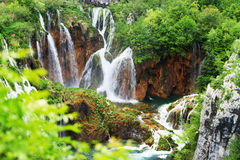 Plitvice Lakes National Park Royalty Free Stock Photography