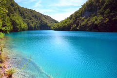 Plitvice Lakes National Park (Croatia) Royalty Free Stock Photo